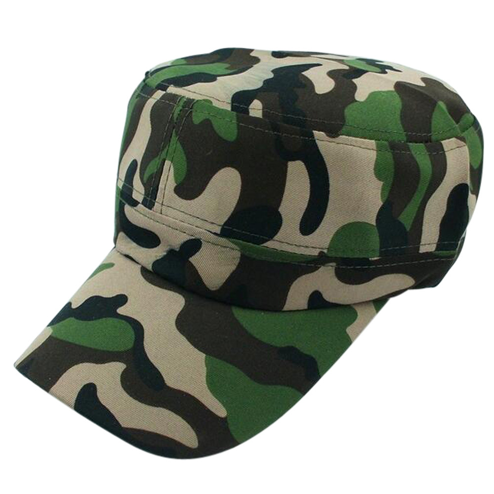 2019 Fashion Men Women Camouflage Outdoor Hip Hop Dance Hat   Caps   Adjustable Hats Climbing Canvas   Baseball     Cap   Droshipping FFE22