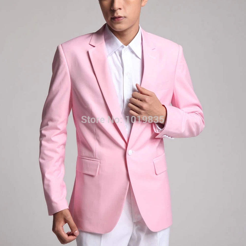 Pink Mens Jacket | Outdoor Jacket