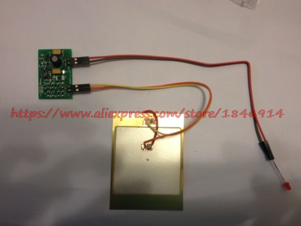 Electric energy collection piezoelectric power generation energy conversion Passive power module Green energy