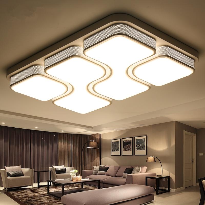 Lamparas de techo de salon cool affordable best as - Lamparas techo salon ...