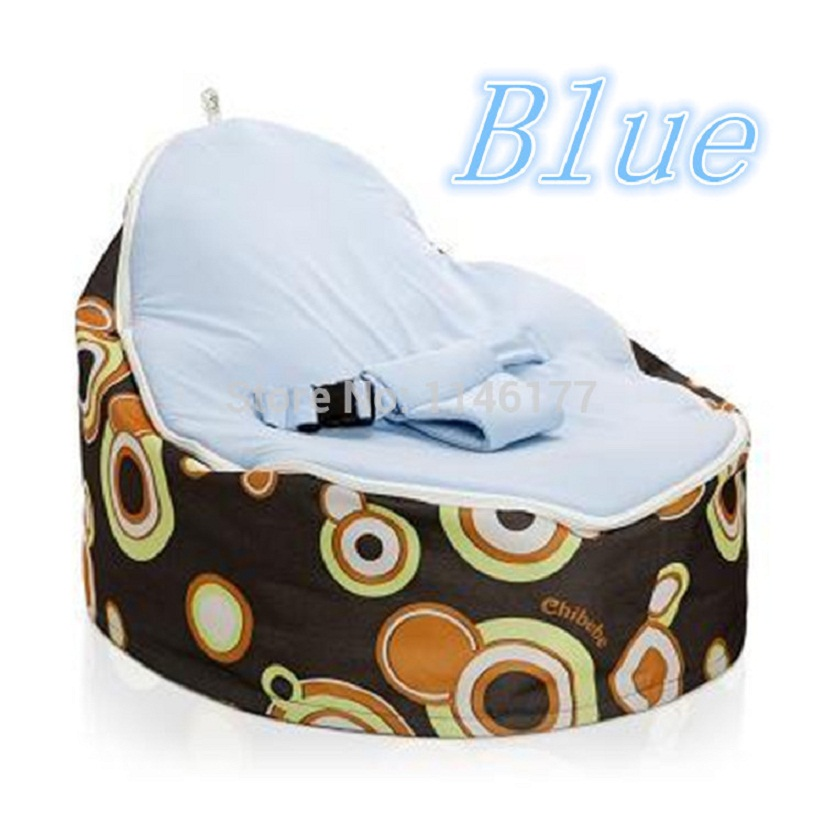 2016 Sale Puff Chair Feeding And Set Bean Bag Ywxuege Blue Cover 2 Layer No