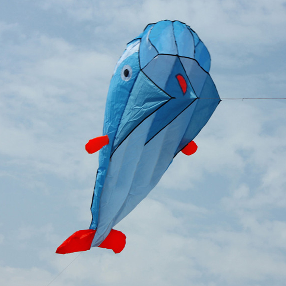 GJCUTE flying toys 3D Parafoil Giant Outdoor Sport Kites