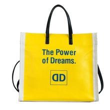 Woman Tote Bag New Large-capacity Canvas Handbag Fashion Hit Color Shoulder Bag  Trend Letter Printing Messenger Bag c30f2018e924d