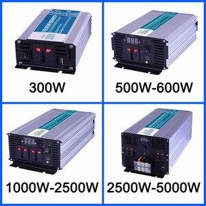 Image 2 - Smart Puro Inverter A Onda Sinusoidale 12 v 220 v Solar Power 300 W 500 W 600 W 800 W 1000 W 1200 W 1500 W 2000 W 2500 W 3000 W 4000 W 5000 W