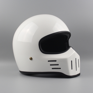 Image 3 - Casco de motocicleta TT CO Thompson TT01 Spirit Rider, cascos integrales de Motocross, compacto y ligero, casco de motocicleta Vintage