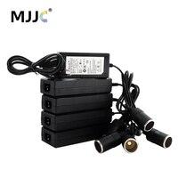 Car Cigarette Lighter AC DC Power Converter Adapter 110V 220V To 12V 5A 6A 7A 8A