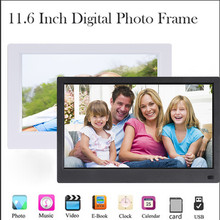 11.6-Inch Front Screen Button High-Definition Screen Digital Photo Frame O.26