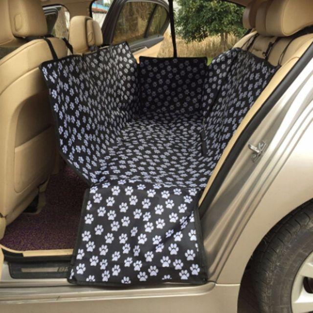 Oxford Stoff Pfote Muster Auto Haustier Sitzbezüge Wasserdicht ...
