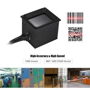 Image 4 - Aibecy 2d/qr/1d 임베디드 바코드 스캐너 (usb/rs232 케이블 포함) 코드 자동 스캐너 모듈 바코드 스캐너 스캔 엔진