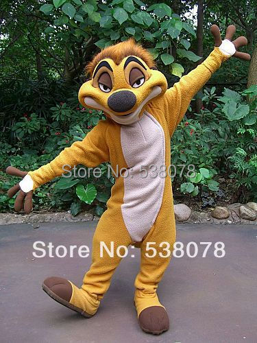 Popular Timon Costume-Buy Cheap Timon Costume lots from