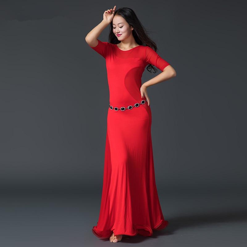 Belly Indian eastern hair swinging dance costumes Bellydance oriental dancing costume clothes bra belt skirt dress suit 2132