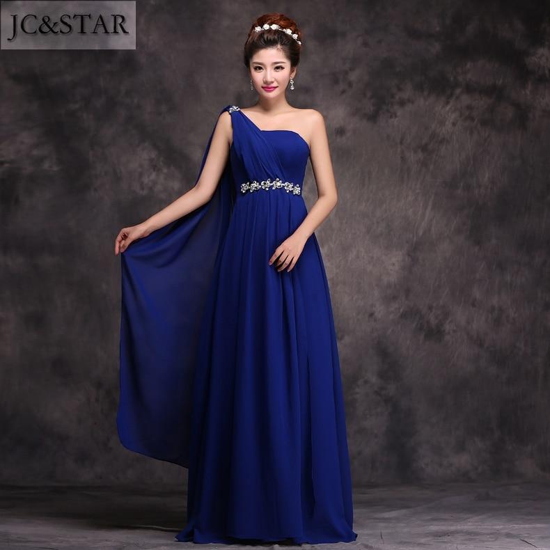 Online get cheap royal blue bridesmaid dress aliexpress for Royal blue wedding dresses cheap