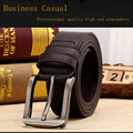 HONERCOO 100% cowhide genuine leather belts for men brand Strap male pin buckle fancy vintage jeans cintos XF002 freeshipping