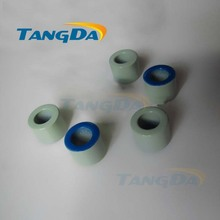 Tangda Iron powder cores T50-52D OD*ID*HT 13*7.5*9.7 mm 66nH/N2 75ue Iron dust core Ferrite Toroid Core toroidal green blue