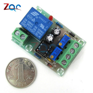Image 5 - XH M601 Battery Charging Control Board 12V Intelligent Charger Power Supply Control Module Panel Automatic Charging/Stop Power