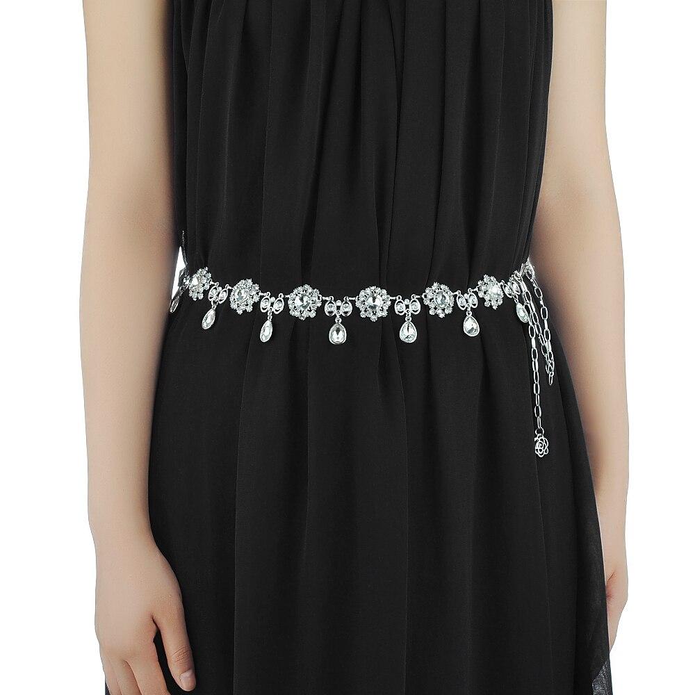 Cinturones de mujer para vestidos