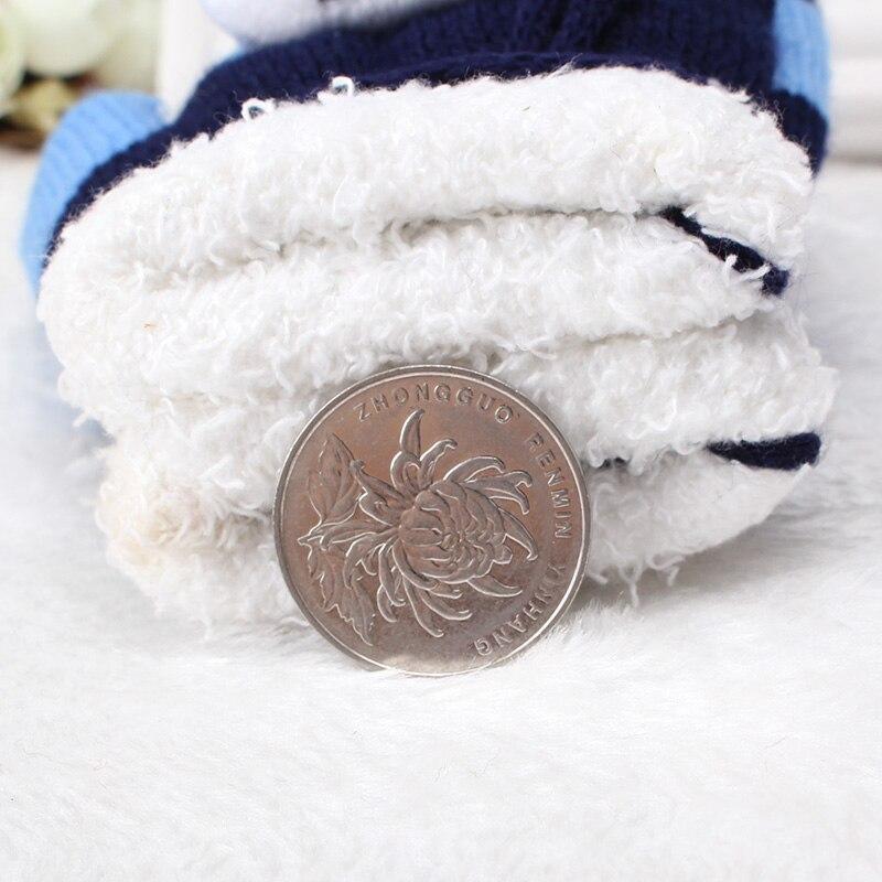 Miya Mona 1 par invierno guantes calientes Toddles doble capa gruesa ...