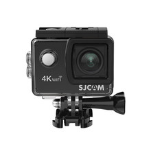 "SJCAM SJ4000 AIR 4K WiFi Action Camera Full HD Allwinner 30fps Sport DV 2.0"" Screen Waterproof Mini Helmet sj Camara PK EKEN H9R(China)"
