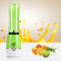Portable Mini Juicer Bottle Cup Smoothie Maker Multifunction Extractor Blender Household Travel Cup Shake Take Fruit