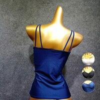 Latin Dance Dress Women's New Summer Suspender Latin Gongfu Dance Shirt Latin Dance Tops Women