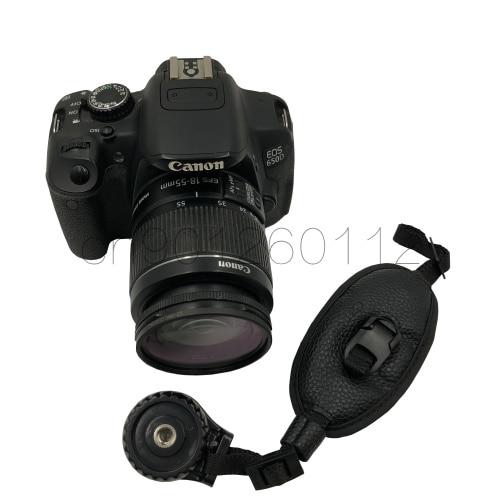 DSLR Camera Hand Grip Wrist Shoulder Strap Canon Camera 1D 5D 7D Mark II III 6D 70D 60D 700D 650D 600D 550D 1100D T5i T4i T