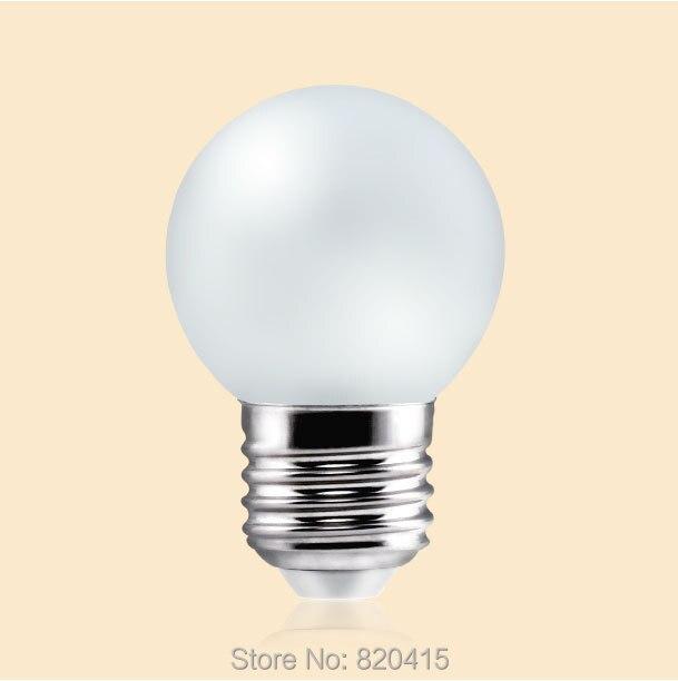 220V 3 Watt Dimmable Energy-Saving Light Pendant Bulb LED E27 Super-Bright Light-Emitting 360-Degree Full Glass Bulbs - Broadway Lighting store