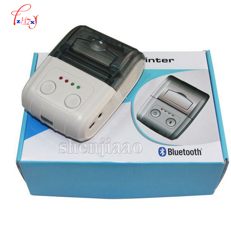 58mm mini barcode bluetooth printer laber bluetooth printer wireless receipt bluetooth printer(MBP300) mini barcode printer