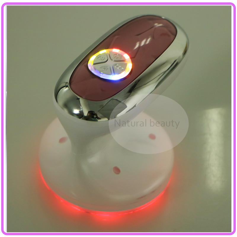Mini Portable Ultrasonic rf Vacuum Cavitation Cellulite Reduction Fat Wrinkle Removal Skin Tightening Beauty Massager Machine free shipping ultrasonic rf cavitation body slimming sculpting contouring fat burn cellulite reduction beauty massager machine