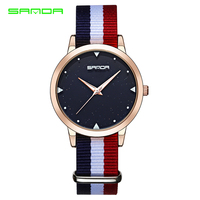 2017 Luxury Brand Clock Women Watches Draw Strap Sports Quartz Watch Casual Couple Models Various Styles