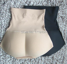 Woman Fake Butt Pads Seamless Padded Panties High Waist Ass Lift Booty Enhancer Underwear Sexy Underwear Padding Underpants