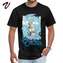 T-shirts Men Fashionable Legend Of Zelda Tshirt Enjoystick Chrono Cross Camisa Videogame Summer Tops Anime O-Neck Geek T-shirt