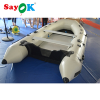Heavy duty 8 person inflatable boat, inflatable kayak boat, inflatable banana boat for sale