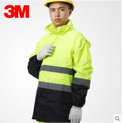 3M motorcycle electric reflective raincoat rain pants protective clothing suit outdoor double padded riding fluorescent yellow benkia women men suit rain coat moto riding two piece raincoat suit motorcycle raincoat rain pants suit riding raincoat