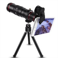 Universal Mobile Phone Lens External Telephoto Telescope Photography Photo Artifact Mobile Phone Accessories