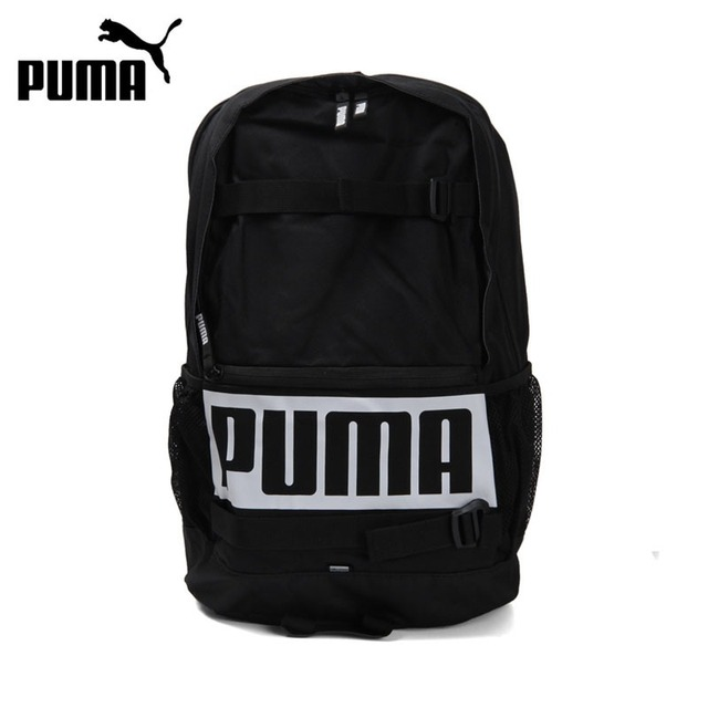 Original New Arrival 2018 PUMA Deck Backpack Unisex Backpacks Sports Bags 34f88b55690f0