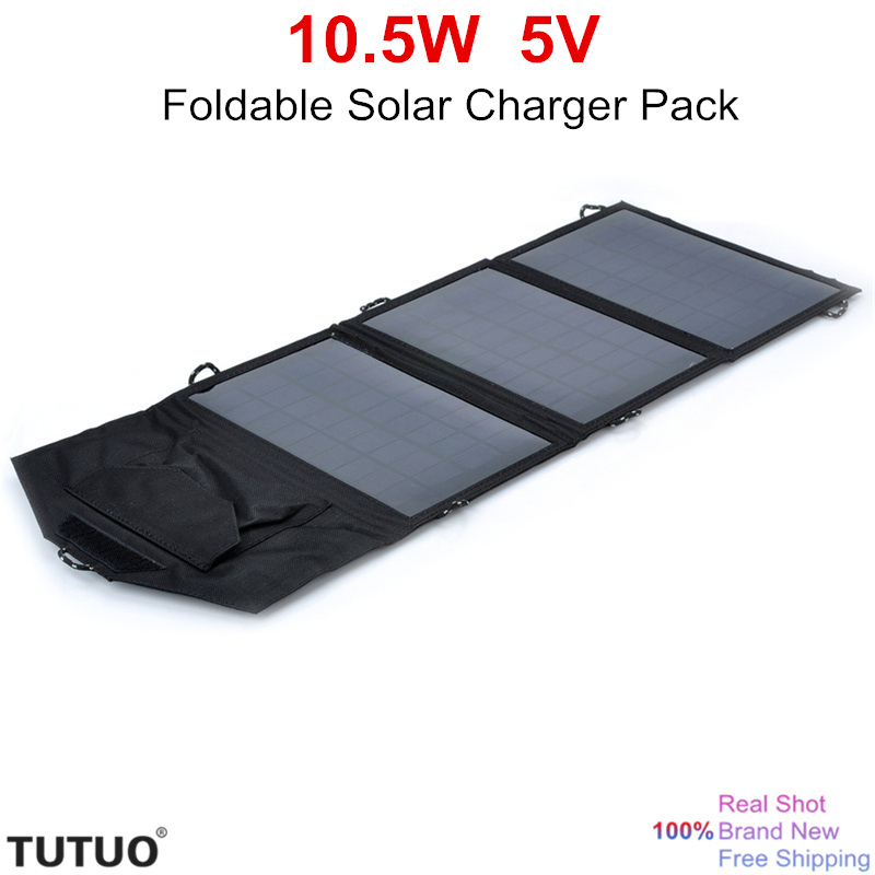 Solar Panel Ipad Charger New V Foldable Solar Panel Pack