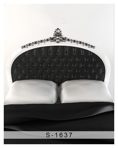 xft cabecero de cama de almohadas de piel con negro custom photo studio teln de