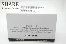 Оригинал QY6-0080 Печатающая Головка для Canon iP4820 iP4850 MG5250 MG5220 MG5320 iX6520 MX715 iX6550 MX885 MG5350