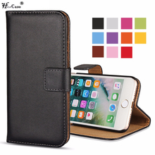 For iPhone 6 5S Flip Case 6S SE 5C 5 XR XS Max Leather Walle