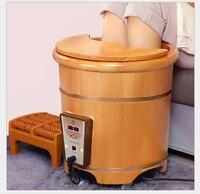 Паровая машина для твердая древесина пузыря ноги стволов ноги ванна пару ноги потеют Паровая машина для личной гигиены Приспособления