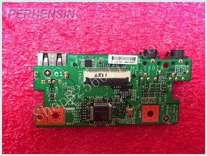 Для MSI GE40 X460DX USB аудио SD ридер плата MS-1491A MS-1491