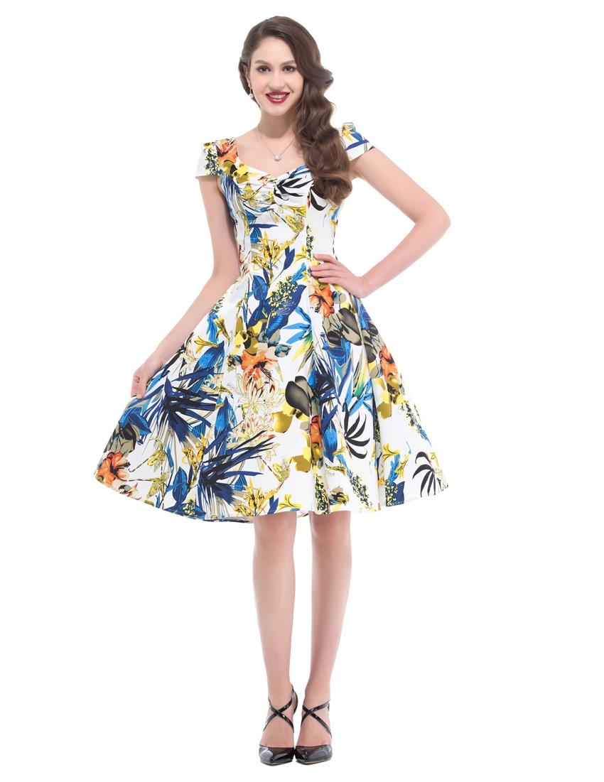 Retro Summer Dresses