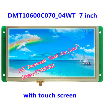 "DMT10600C070_04WT DGUS resistive touch screen 7"" LCD screen serial port configuration screen LCD MODULE DMT10600C070"
