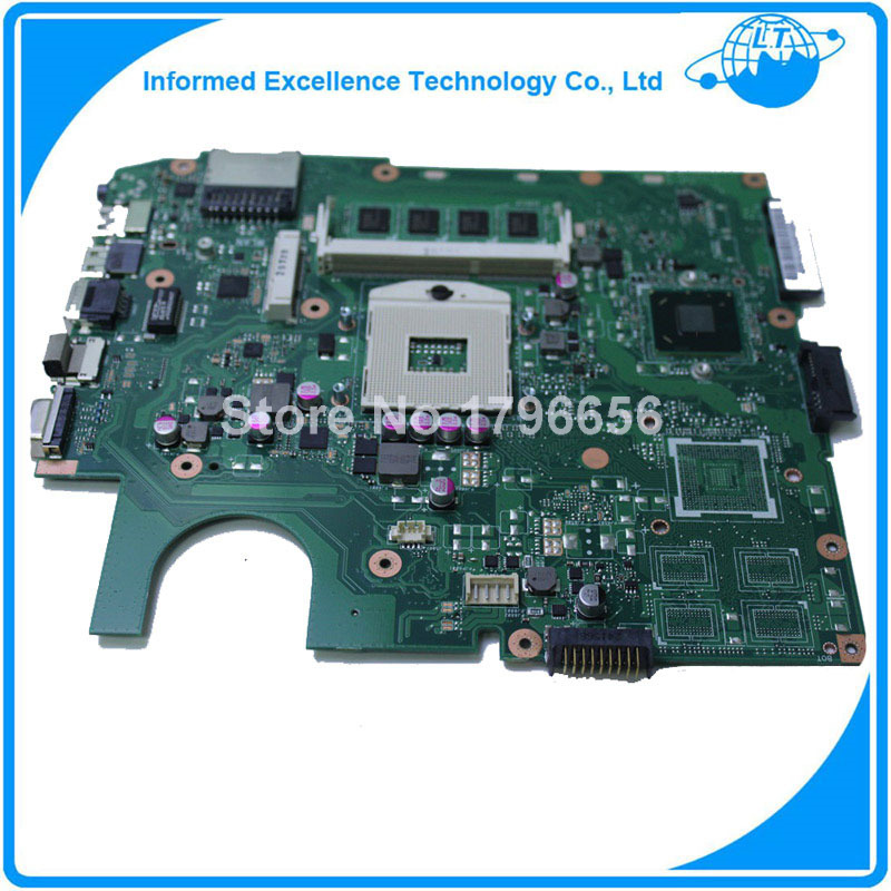 все цены на laptop motherboard X45C X45VD mainbaord X45C integrated 4GB fully test free shipping онлайн