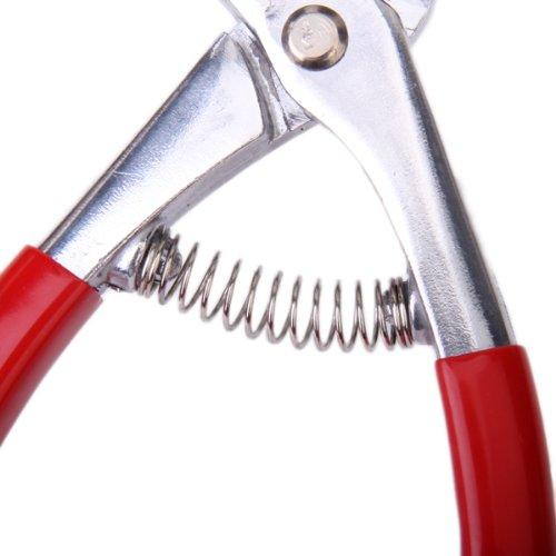 Szczypce do rozciągania płótna ze stopu aluminium Czerwony trzon - Narzędzia ręczne - Zdjęcie 6