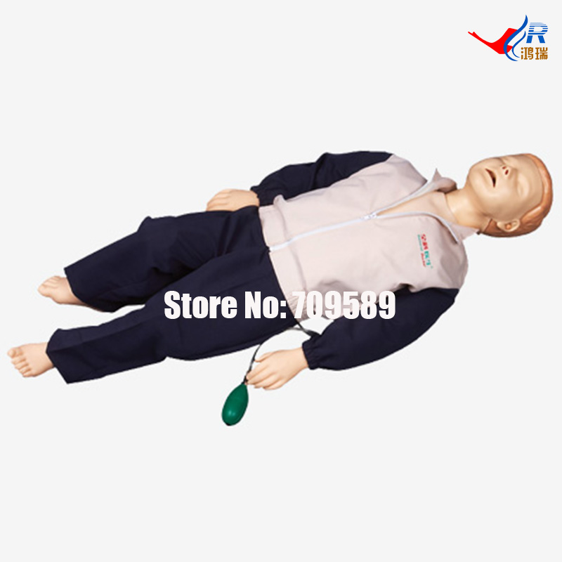 Advanced chirld CPR Training Manikin, CPR Manikin bix h2400 advanced full function nursing training manikin with blood pressure measure w194