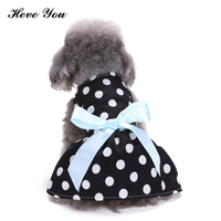 Heve You Clothes For Small Dogs Fashion Pet Dog Dress Party Skirt Dog Wedding Dresses Puppy