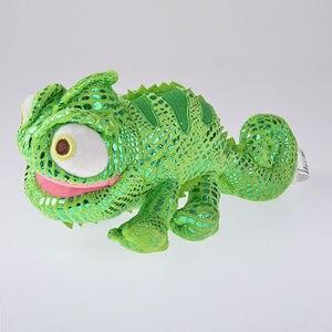 Image 2 - Милые животные Паскаль Хамелеон ящерица плюшевые игрушки мягкие животные 20 см 8 дюймов детские игрушки для девочек Подарки для детей
