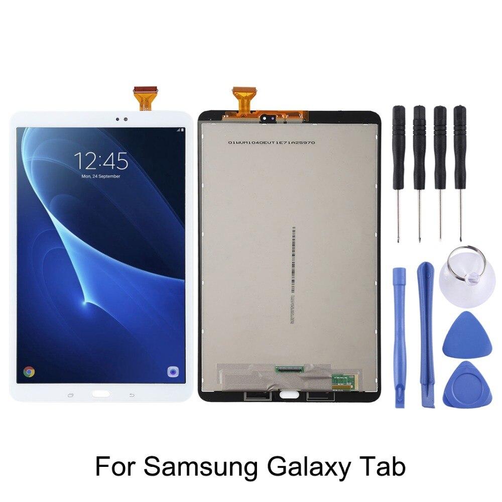 Écran LCD et Digitizer Assemblée pour Samsung Galaxy Tab UN 10.1/T580/P580/P585/8.0/ t350/P350/P355/Tab 4 7.0/T230