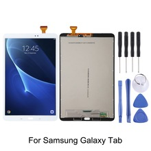 цена на For Samsung Galaxy Tab A Display LCD Screen+Digitizer Assembly for Galaxy Tab A 10.1/T580/P580/P585/T350/P350/P355/Tab 4 7.0/T23